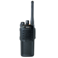 RCA RDR4320 5 Watt Digital Two-Way Radio