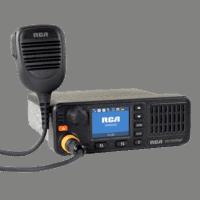 RCA RDR6350 Mobile Two-Way Radio