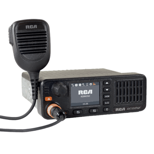 RCA RDR6350 Mobile Two-Way Radio